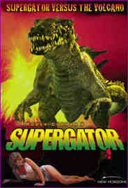 Supergator Movie poster